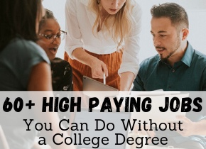 60+ High Paying Jobs You Can Do Without a College Degree | Easy Budget