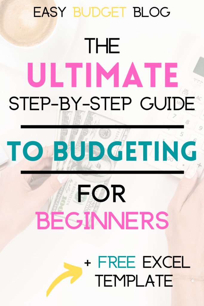 How to Make a Budget pinnacle image