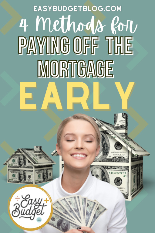 paying off the mortgage early